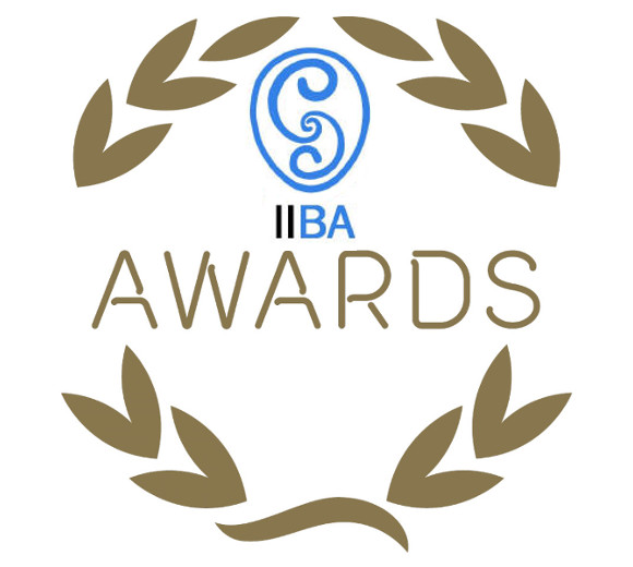 IIBA Awards logo