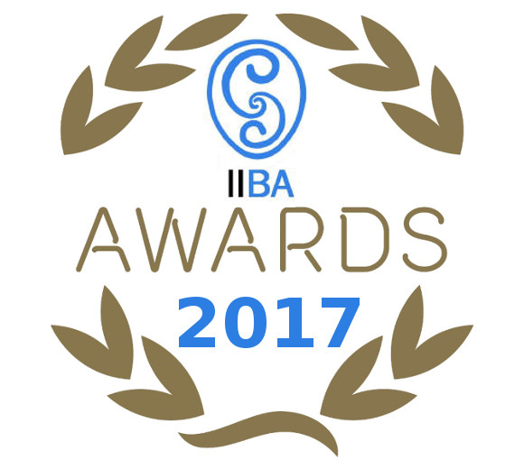 IIBA Awards 2017