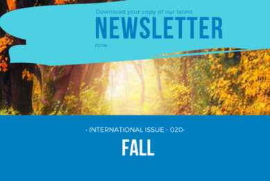 Newsletter Fall 2019
