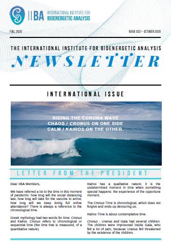Newsletter - Fall 2020 [EN]