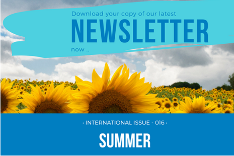 Newsletter Summer 2018