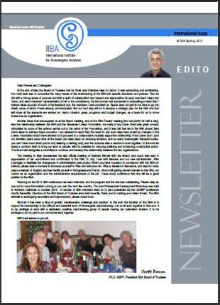 Newsletter - Spring 2011  [EN]